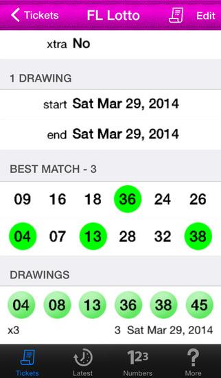 Lotto Scan FL