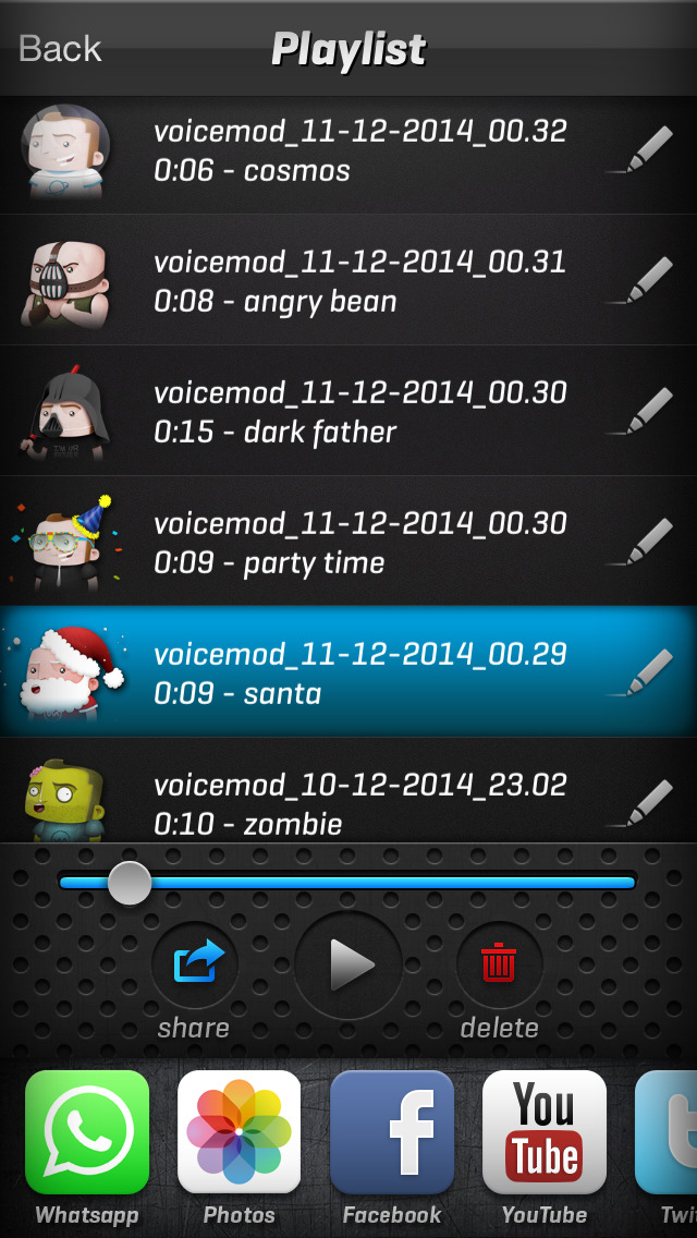Download voicemod - The real time voice changer App Store softwares