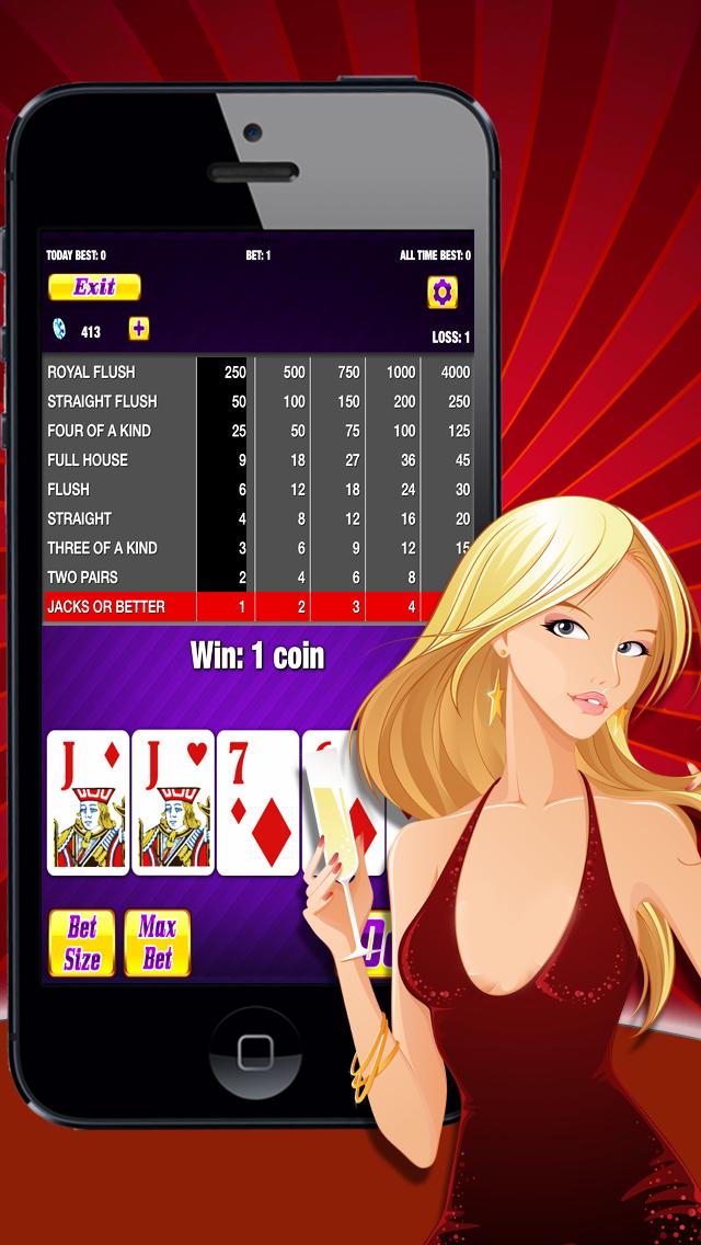 video strip poker 1.40