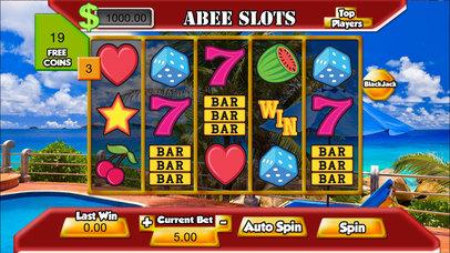 Aaaaalih Baba Slots 777 Coins Screenshot on iOS
