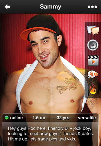 Chat video gay gratuit. La datation.