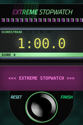 Download Extreme Stopwatch app for iPhone and iPad
