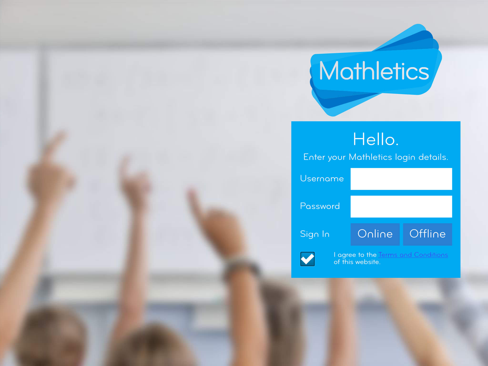 Mathletics Student