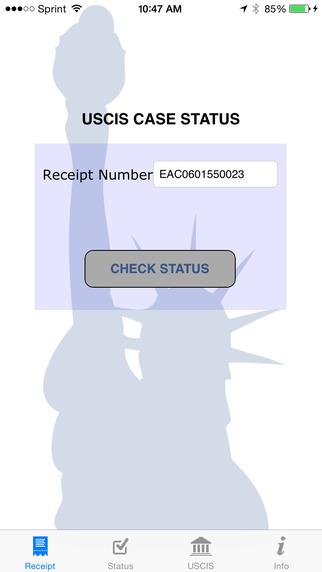 Case Status Lite - AppRecs
