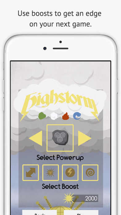 Highstorm Screenshot on iOS
