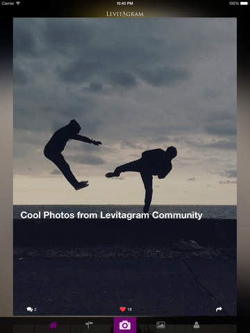 Levitagram - Levitation Photography for Dummies! Screenshot