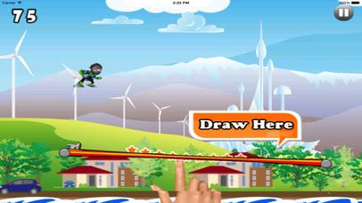 Girl Ninja Pro Screenshot on iOS