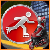 Extreme Roller Skater 3D