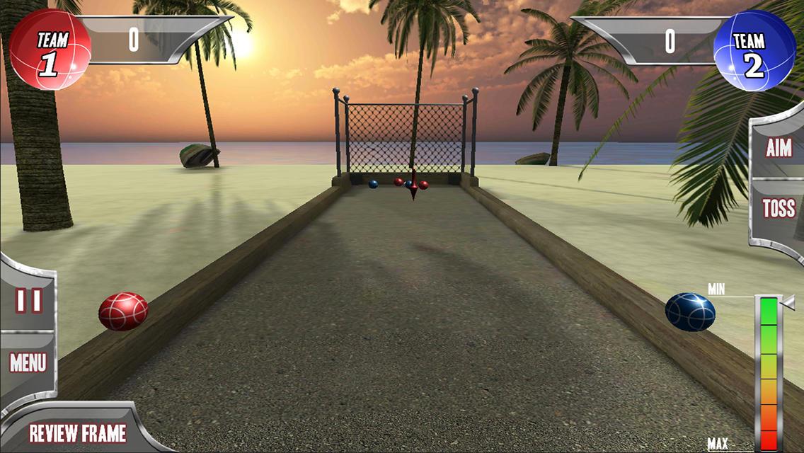 Bocce Ball screenshot-3