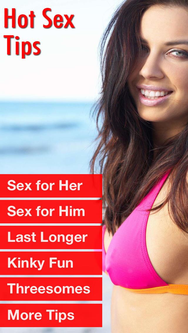 Sex tips for girls from guys