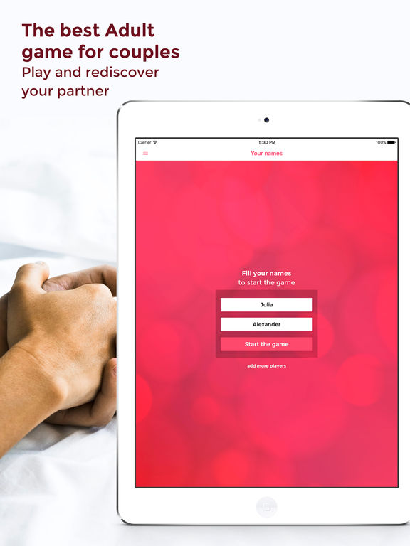 Sex game apps for ipad