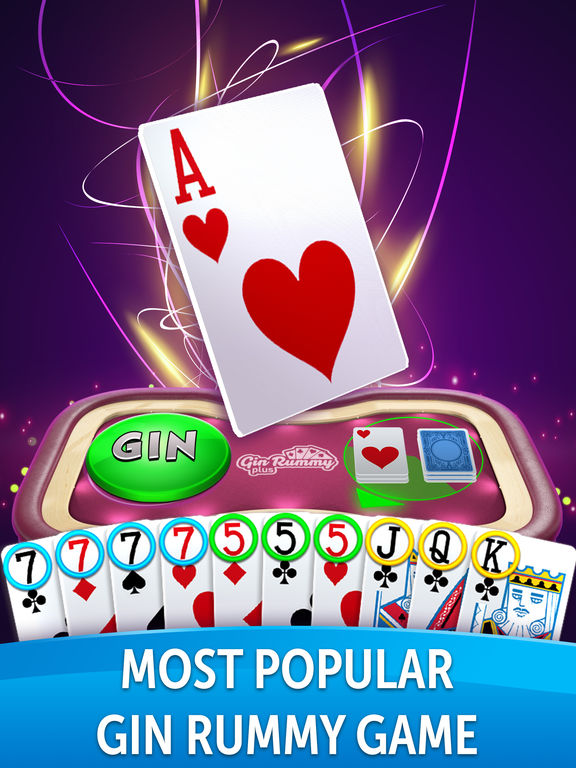 Play Gin Rummy Online