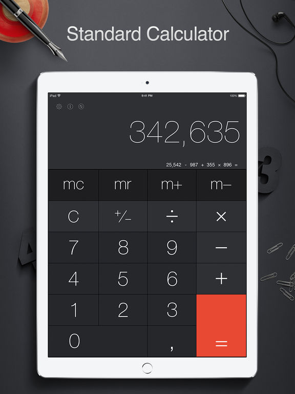 """0 thought on """"10 Best Calculator Apps For iPad And iPhone 2018"""""""