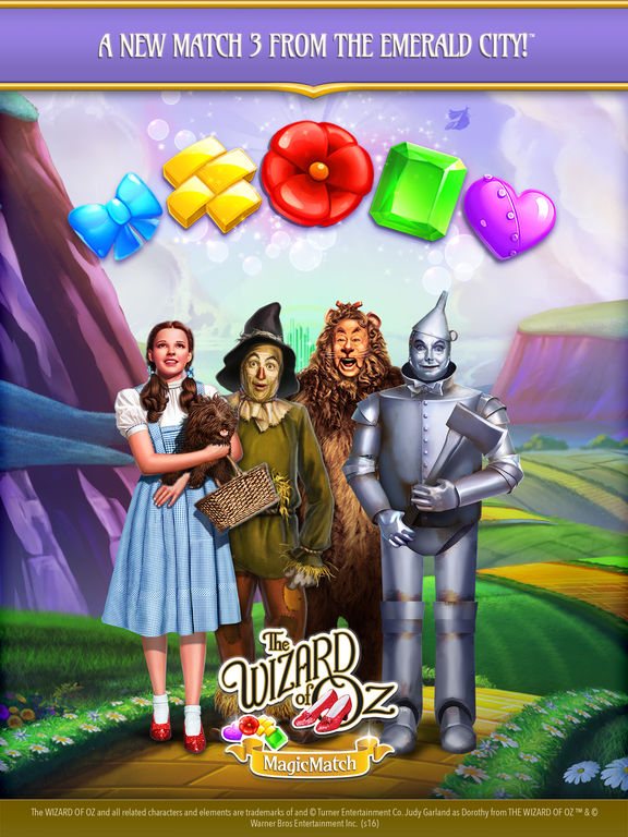 Free Games Wizard Of Oz