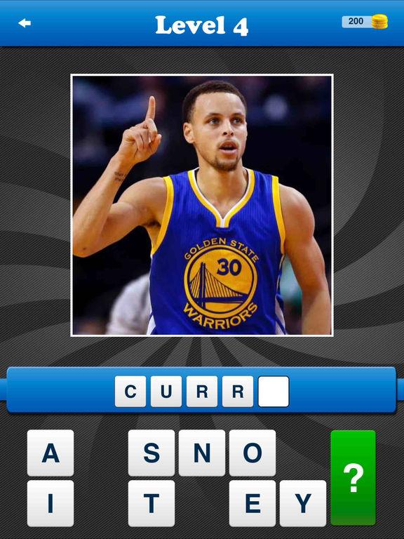 Whos The Player? Basketball Quiz NBA 2K17 Jam Game