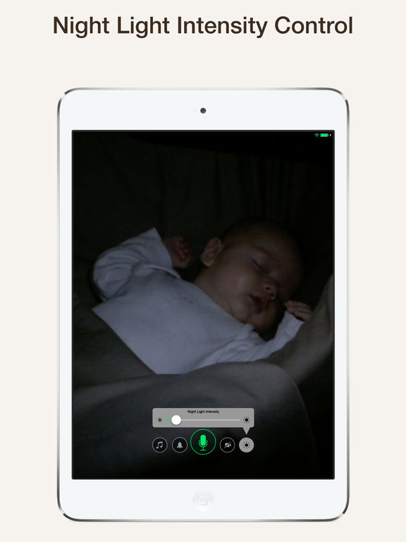 Cloud Baby Monitor Video Audio Unlimited Range On The