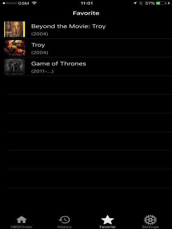 Movie Search for HBO GO - AppRecs