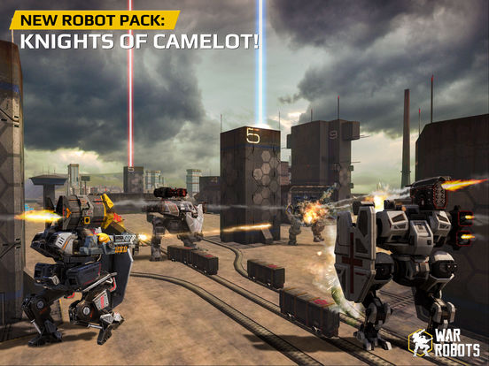 The best robot games for iPhone - appPicker