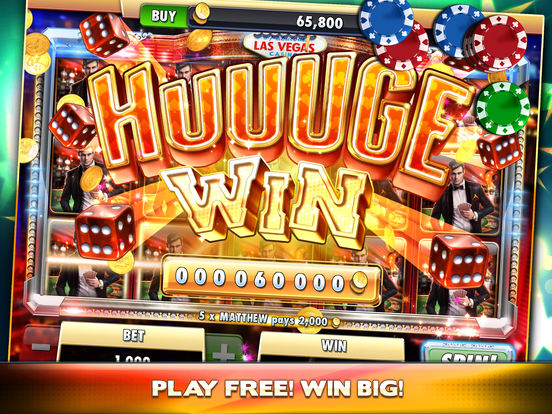 Free Spins Casino Slots