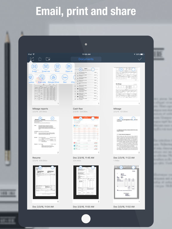 Scan Master Pro - PDF Scanner to Scan Docs & Cards IPA Cracked for