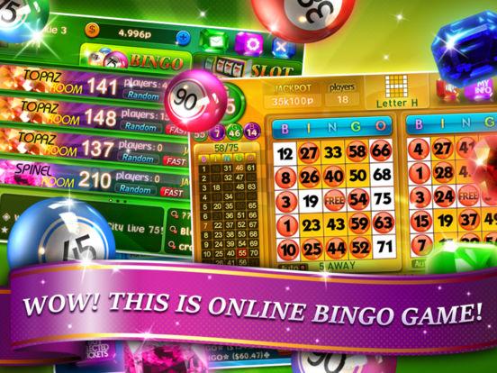Bingo City Live 75
