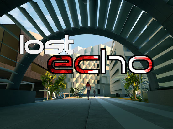 Lost Echo Screenshot