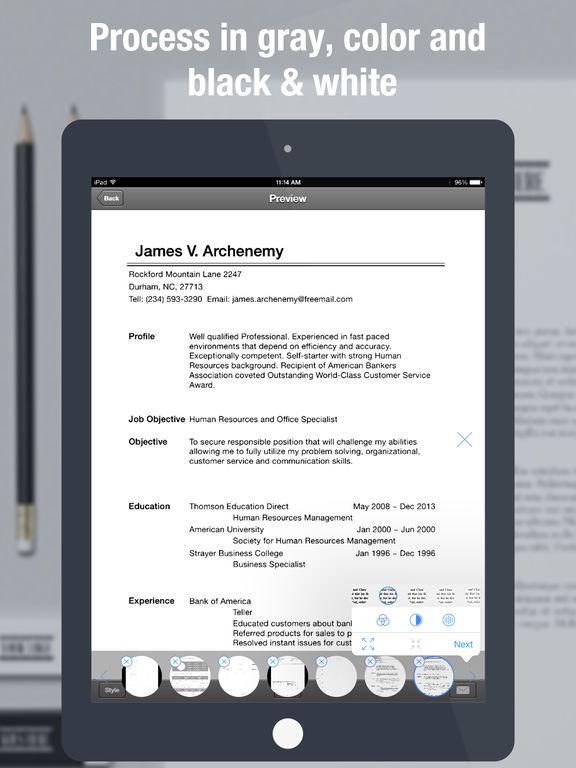 Scan Master Pro - PDF Scanner to Scan Docs & Cards IPA