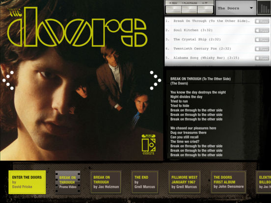 The Doors Screenshot