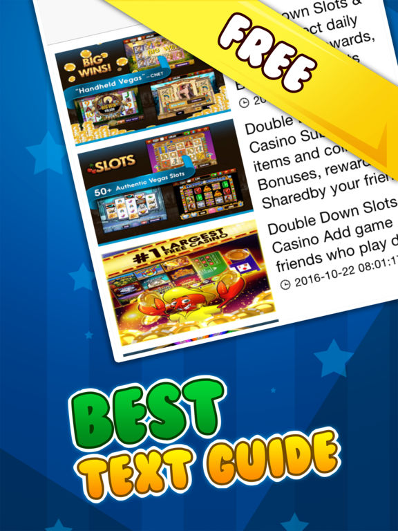 Double down casino ipad hack