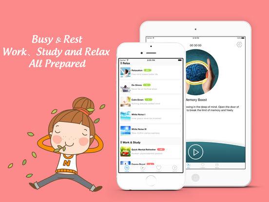 BrainWave Tuner - Binaural beats & white noise IPA Cracked for iOS