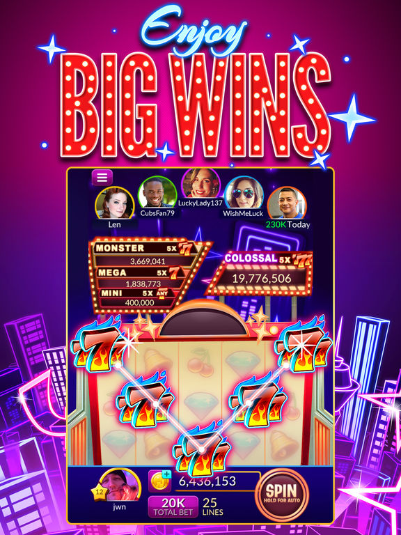 Jackpot City Slots Casino