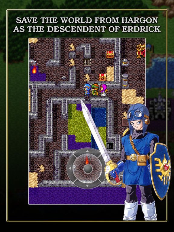 DRAGON QUEST II Screenshot