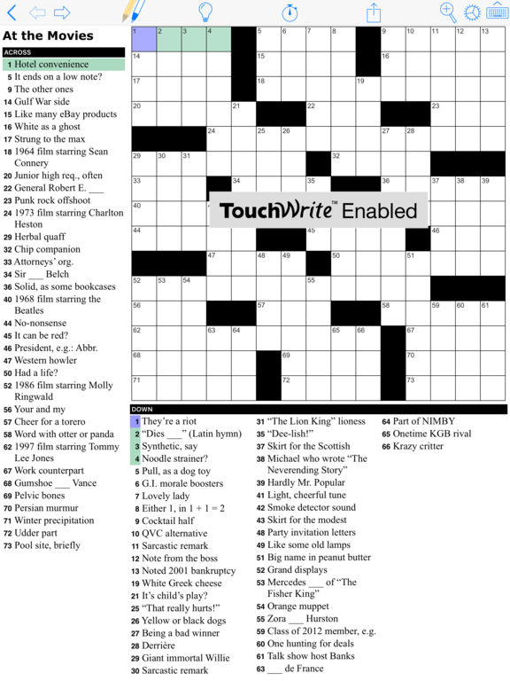 The best crossword apps for iPhone - appPicker