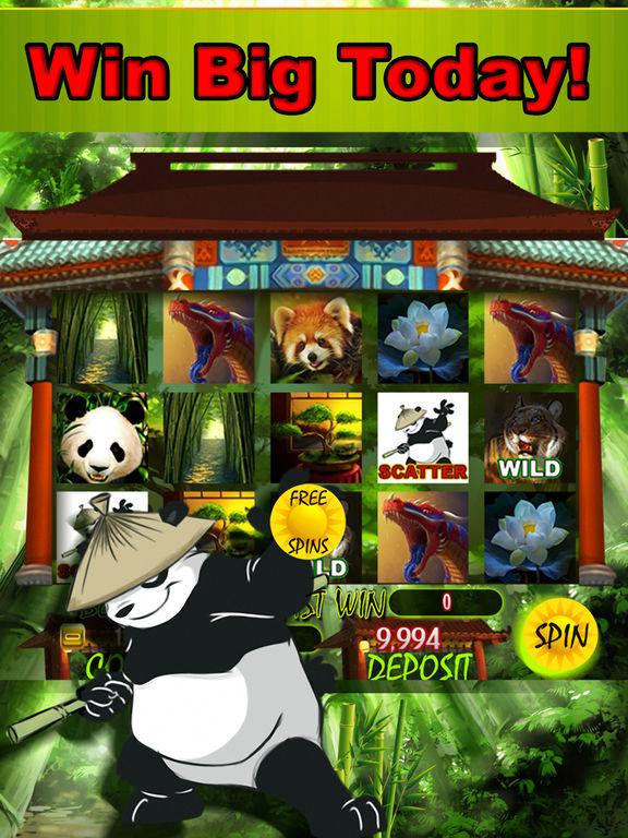Wild Panda Casino Slot Game
