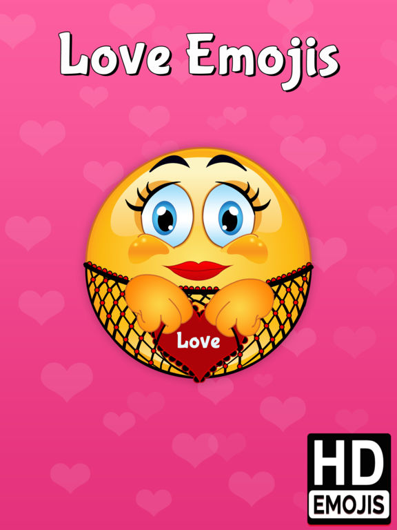 Love Emoji Icons & Romantic Emoticons - appPicker