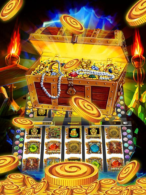 Slot machine incas