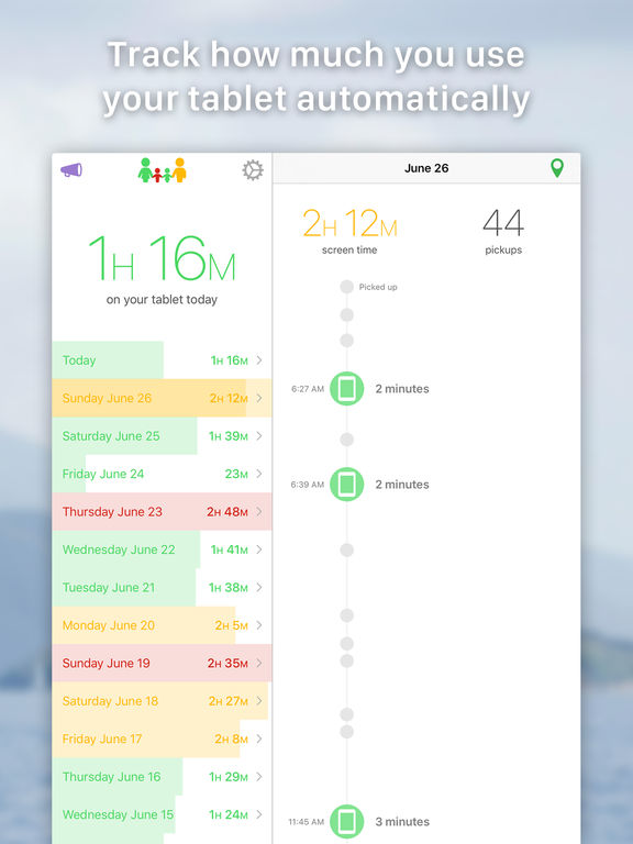 Moment - Screen Time Tracker Screenshot