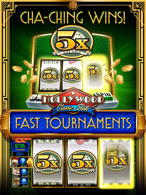 Hollywood Slots Game