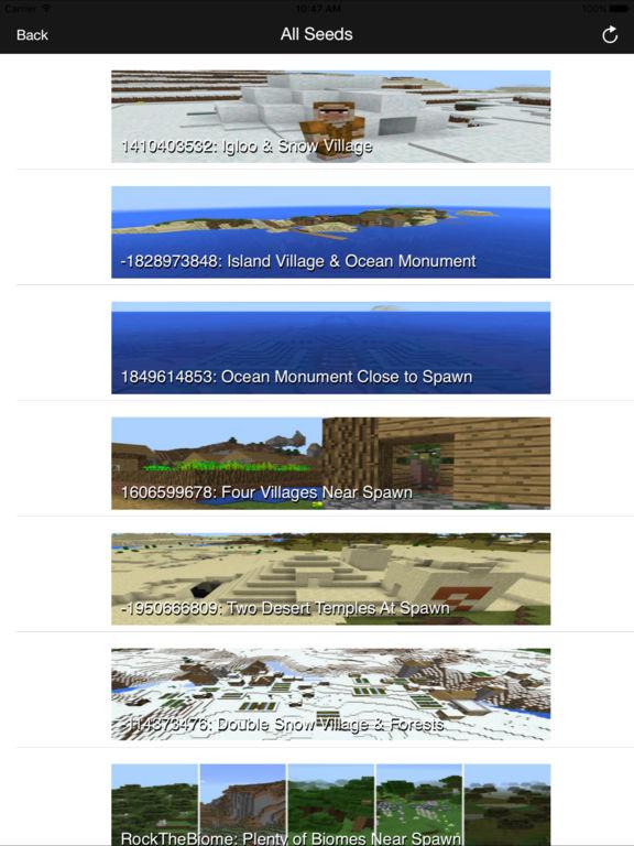 Multiplayer Servers for Minecraft Pocket Edition + Screenshots