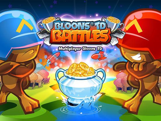 #1. Bloons TD Battles (iOS)