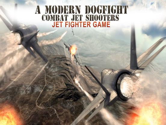 Jet Shooter Clash - A Full Clan-ipad-3
