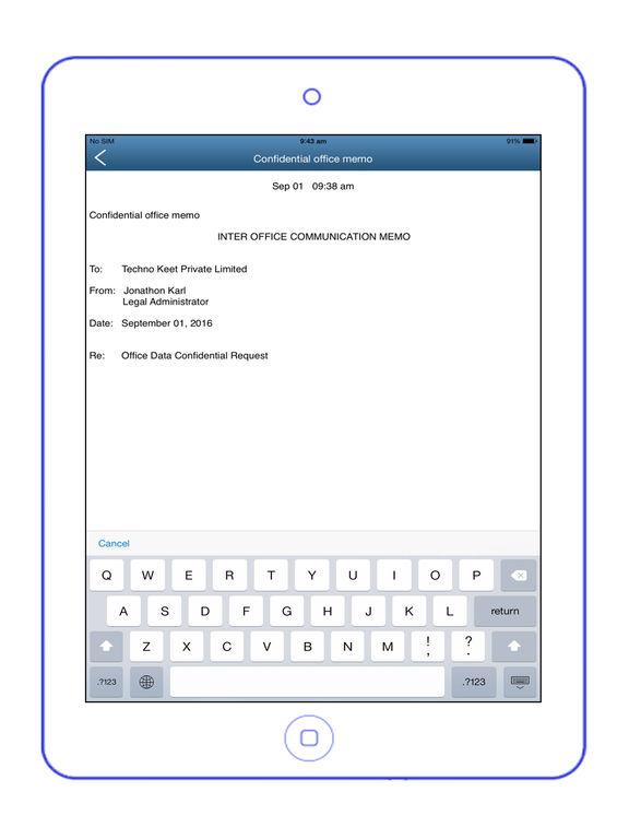 Easy Notes Locker Pro - Password Protected Notepad Screenshots