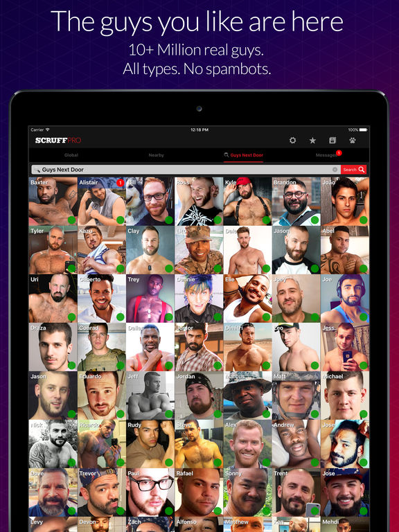 Gay social apps iphone