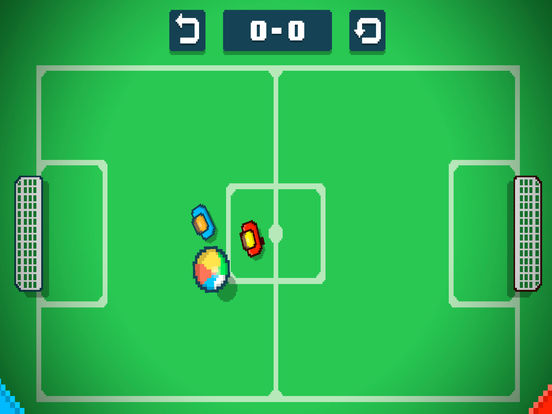 Socxel | Pixel Soccer | PRO Screenshots