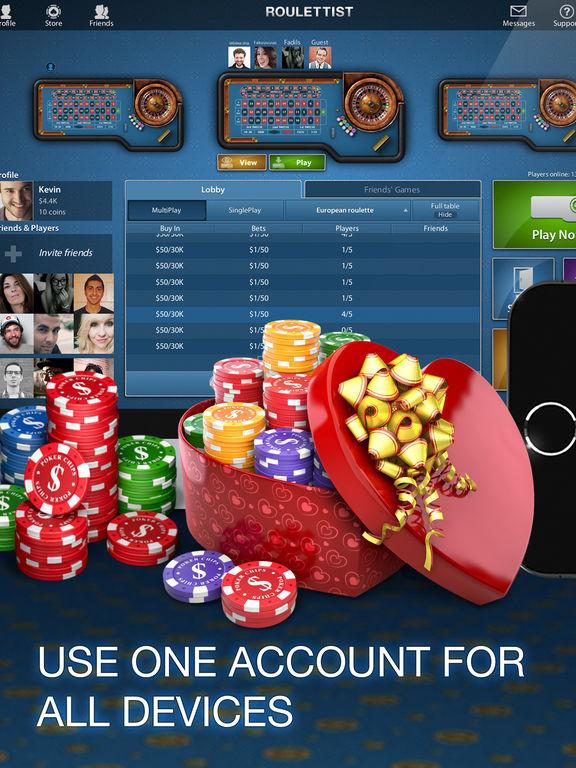 Roulettist online 3d roulette itunes