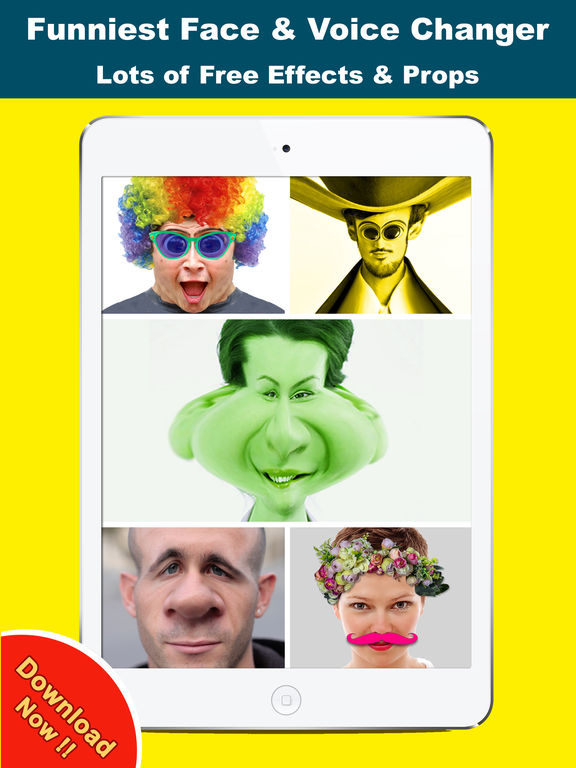 Crazy HeliumBooth Funny Voice & Face Changer Free - appPicker