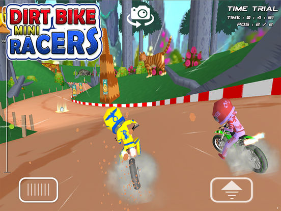 bike racing games free for ipad