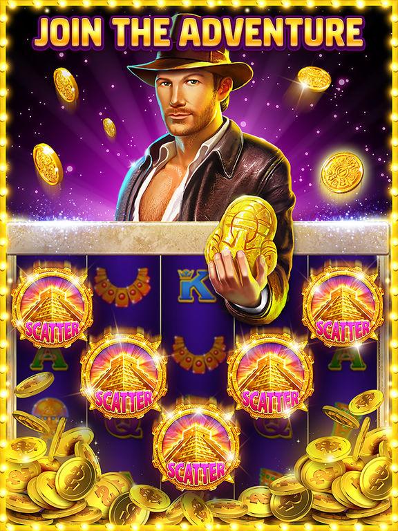 Slot mania machine