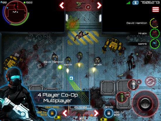 SAS: Zombie Assault 4 Screenshot