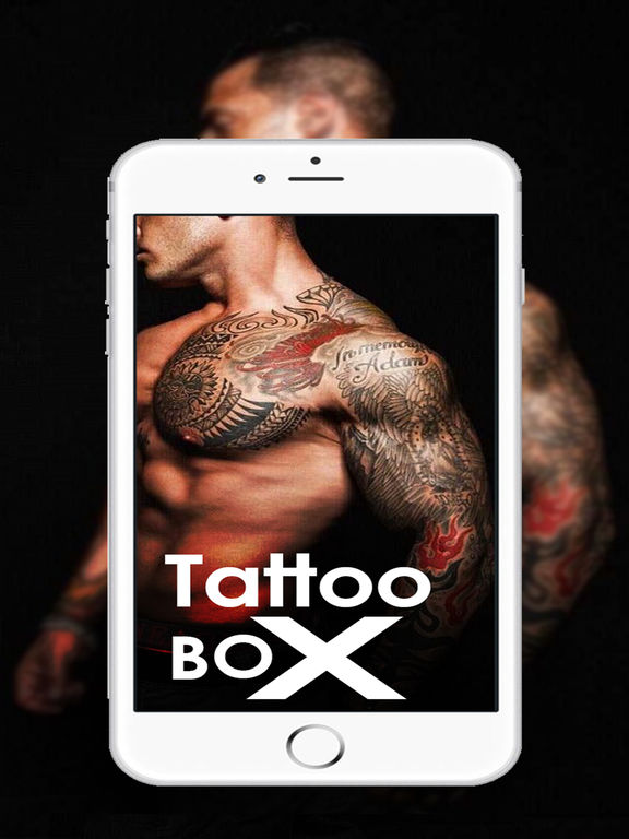 Tattoo Maker Pro - Art Yourself With Tattoos Free-ipad-3